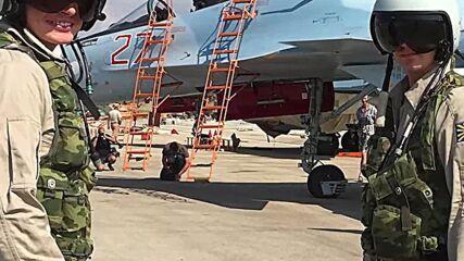 Срочно! Только что Путин показал новый русский самолёт - призрак - Америка забилась в конвульсиях!