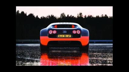 Новoo!!!! рекорд за Bugatti Veyron