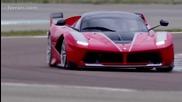 Фетел тества Ferrari Fxx K - 1050 кс
