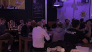 UK: Groans galore as Scottish fans watch team lose 2-0 in first major tournament appearance in 23yrs