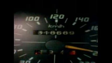 Citroen Bx 16 Valve Acceleration To 210 Km