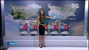 Прогноза за времето (02.12.2014 - централна)