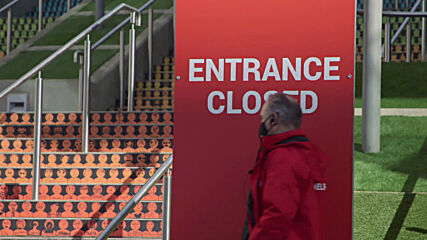 UK: 4,000 fans finally allowed back inside Wembley after restrictions lifted