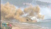 North Korea to Launch Live-fire Drills Near Disputed Sea Border With South