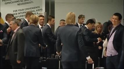 Хърватите тръгнаха за Бразилия