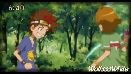 Digimon Xros Wars Hunters Episode 76 Amv