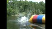 Жесток скок и приводняване