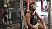 Джон Джоунс тренира за тежката категория на UFC