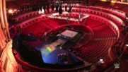 Time-lapse video of the legendary Royal Albert Hall being transformed into a WWE arena: WWE.com Exclusive, June 22, 2018