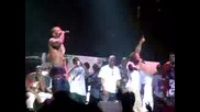 The Game Ft. Lil Wayne - Red Magic (At Powerhouse Concert) 2008