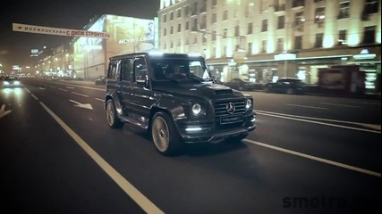 Mercedes - Benz G55 Mansory G - Couture