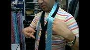Бърз начин за връзване на вратовръзка