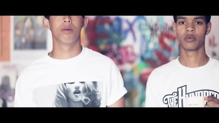 Rizzle Kicks - Down With The Trumpets [hd]