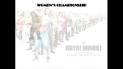 Wwe Royal Rumble 2010 Results!!!