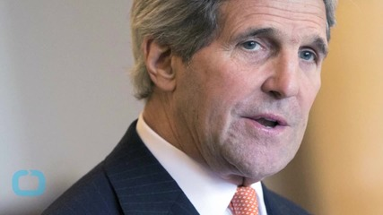 Kerry Takes On Protester at Senate Hearing on ISIS