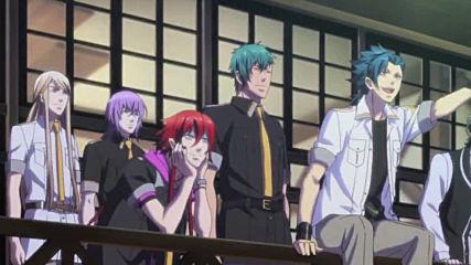 Играта на Камигами Епизод 03