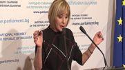 Манолова: Попариха надеждите на хората да получат неизплатените си заплати