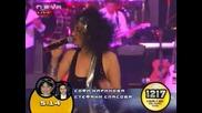 Софи Маринова И Стефани Спасова и песента Усмивката Супер изпълнение!! Пей с Мен 07.04.08 *