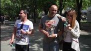 Ice Cream Zahir School Tour 2014 - Шумен