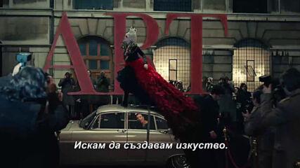 """Круела - видео зад кадър """"Да бъдеш Круела"""""""