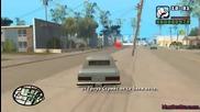 Grand Theft Auto: San Andreas - Епизод 2 ( Дилари & Графити)