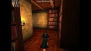 играта хари потър и стаята на тайните -трета съставка - частичка от гоил част 2