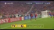 Барселона 1:0 Манчестър - Самуел Ето Гол! [27.05.2009] Финала!