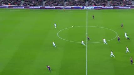 Барселона - Атлетико Мадрид 3:1
