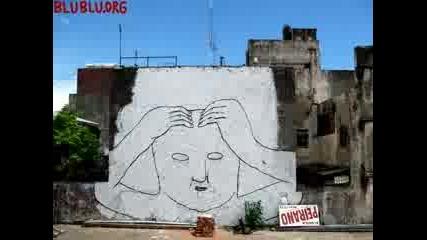 Анимационната стена !!!