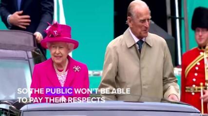 Всичко, което знаем за погребението на принц Филип