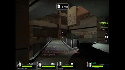 Left 4 dead 2 Campania 1 Finish