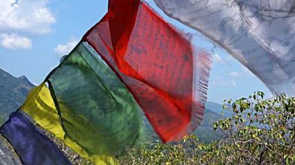 Молитвените знаменца в Шри Ланка (