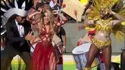 •2014• Shakira feat. Carlinhos Brown - La La La ( Brazil 2014 Song Ceremony) H D