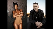 * Превод * Eminem ft. Rihanna - Love the way you lie [recovery]