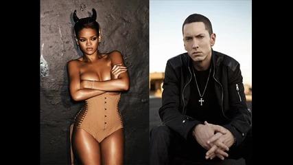 * Превод * Eminem ft. Rihanna - Love the way you lie [recovery]