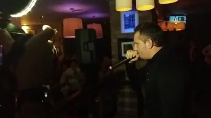Ицака МС в Клуб Алис с Теди Кацарова, Димчо и DJ DIAN SOLO(DEEP ZONE)