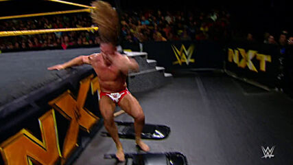Matt Riddle vs. Killian Dain - Street Fight: NXT, Sept. 25, 2019 (Full Match)