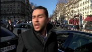 France: Uber drivers stage Paris protest, condemn PM Valls