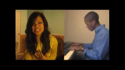 Alicia Keys no One Пиано & Вокалист (дует)