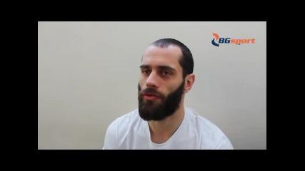 Интервю на Дидо Топалов пред Bgsport.bg преди