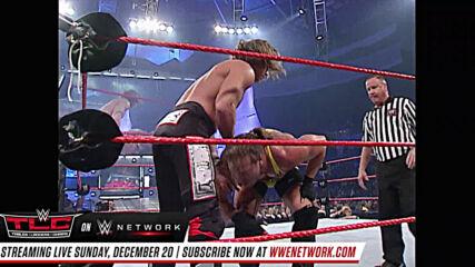 Shawn Michaels vs. Rob Van Dam – World Heavyweight Title Match: Raw, Nov. 25, 2002 (Full Match)