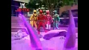 Power Rangers Mystic Force Ep4 Bg Audio