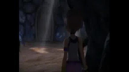Sora & Kairi Kingdom Hearts
