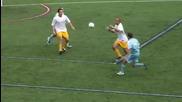 New спорт - микс между футбол, баскетбол и хандбал