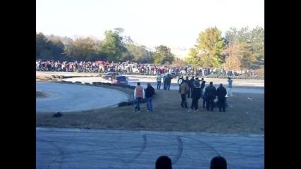 31.10.2010 Плевен:събор на дрифт ентусиастите от северна България