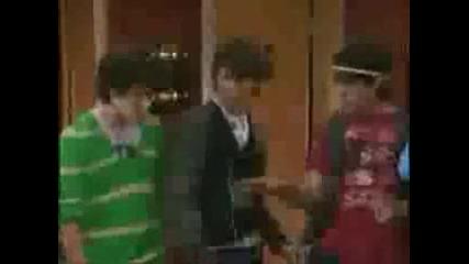 Funny Jonas Brothers Moments