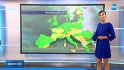 Прогноза за времето (07.08.2019 - обедна емисия)