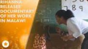 Watch Rihanna teach kids math in Malawi!