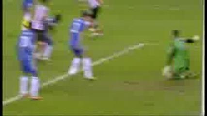 Chelsea 4 - 2 Sunderland