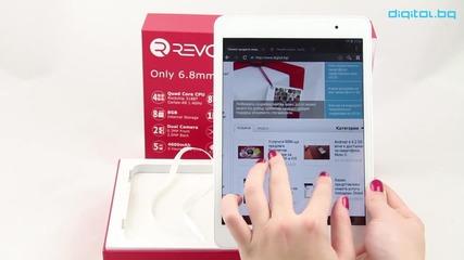 [бг] Най-тънкият таблет в света струва само 250лв?! Revopad N7 Mini S